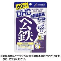 DHC  60日ヘム鉄  日本国内流通品