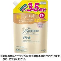 メリット コンディショナー 【詰替】 1200ml 特大 3.5個分 日本国内流通品 リンス