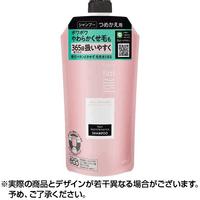 エッセンシャルflat エアリースムース シャンプー 【詰替】 340ml  日本国内流通品 からまり抑制成分配合