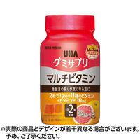 UHA グミサプリ マルチビタミン ボトル 30日分 60粒 日本国内流通品