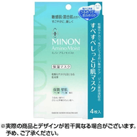 MINON ミノン アミノモイスト すべすべしっとり肌マスク 4枚 第一三共ヘルスケア 日本国内流通品