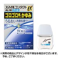 [ネコポス対象]【第3類医薬品】スマイルコンタクト AL-Wクール 12ml  日本国内流通品